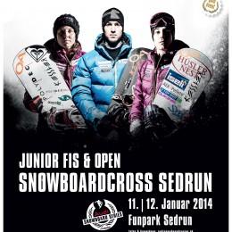 Snowboardcross Races in Sedrun postponed