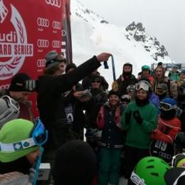 Iouri Podladtchikov gewinnt Gold und Herzen