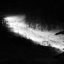 Erfolgreiche Nachtrennen in Samnaun