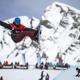 Halfpipe Schweizermeisterschaften neu in Laax