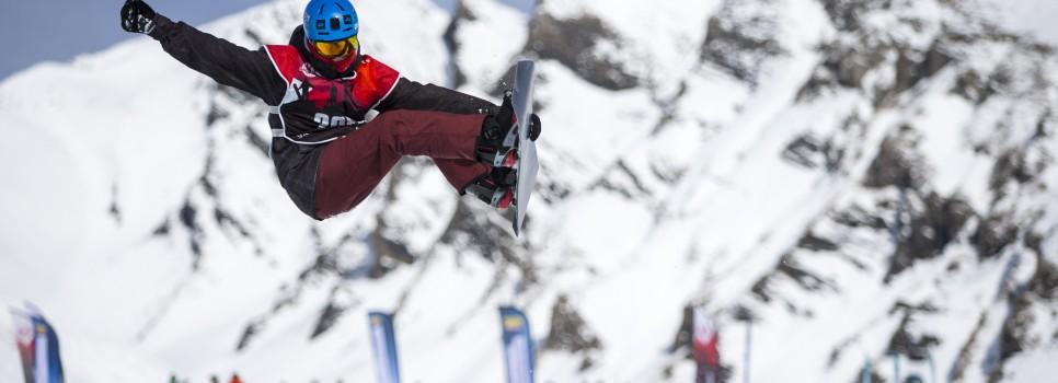 Les Championnats suisses de half-pipe se tiendront finalement à Laax