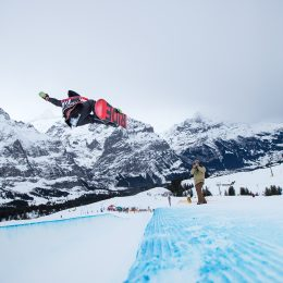 Halfpipe & Slopestyle Open Grindelwald