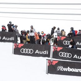 Halfpipe SM LAAX – Qualification