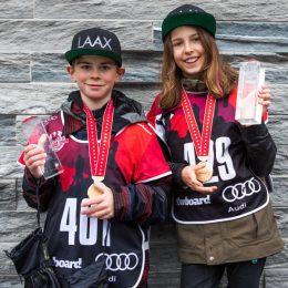 Swiss Halfpipe Championships – U11 & U13