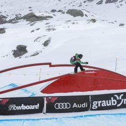 Elena Könz und Dario Burch sind Slopestyle Schweizermeister 2017
