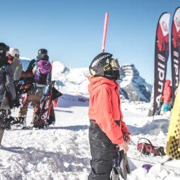 Début de l'Audi Snowboard Series en 2018