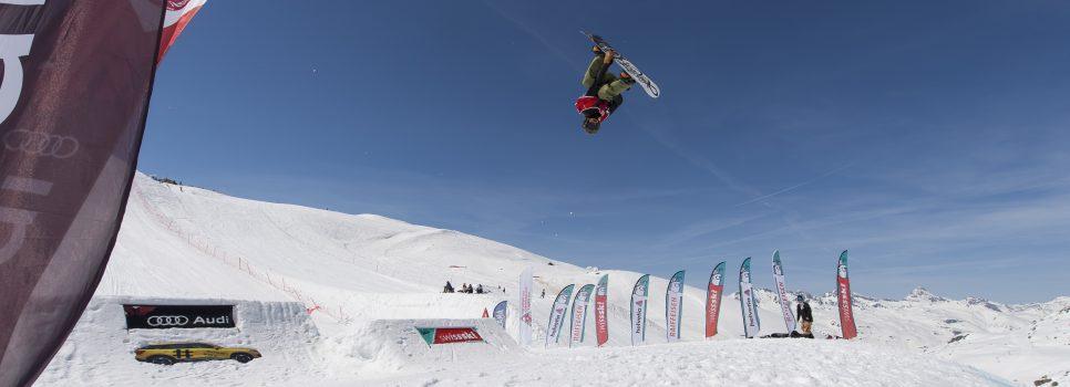 Recap Video Big Air Swiss Champs, Corvatsch