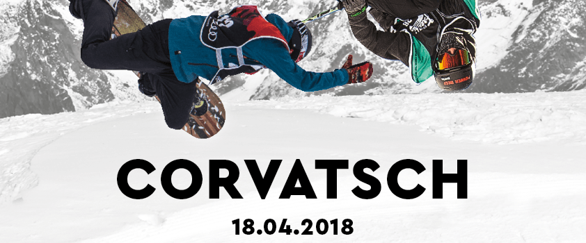 Fin de saison endiablé sur le Corvatsch avec les Swiss Freestyle Champs