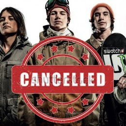 Junior Open in Laax Cancelled