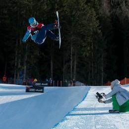 Samsung neuer Partner der Audi Snowboard Series