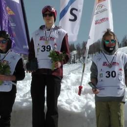 Michael Schärer ist Slopestye Junioren-Weltmeister