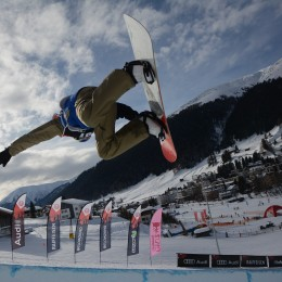 Big Air replaces Pipe Contest in Davos
