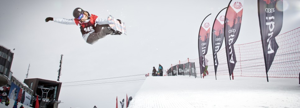 Dates freestyle gold events confirmed
