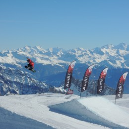Hochklassiges Starterfeld beim Gletscherauftakt