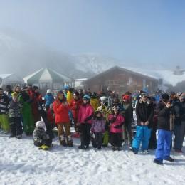 Die Lenk im Zeichen des Snowboardcross