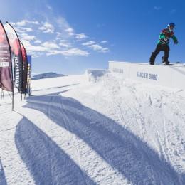 Anmeldung Glacier 3000 Open offen