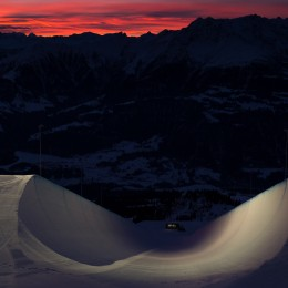 Rookie Fest Laax: Big Air or Slopestyle replaces Pipe