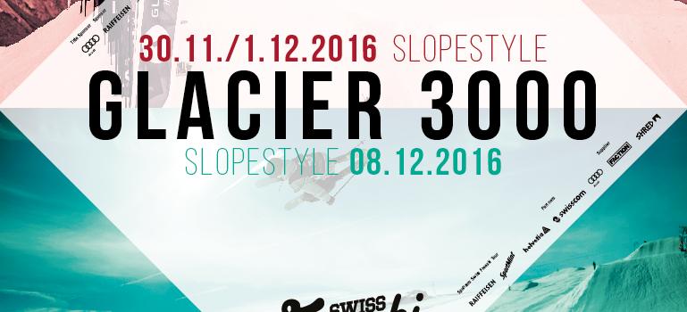 Anmeldung Glacier 3000 offen – neues Log-In