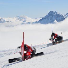 Snowboard Schweizermeisterschaften und Europacup-Finale in Scuol