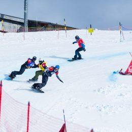 Europacup und Schweizermeisterschaften 2017 an der Lenk