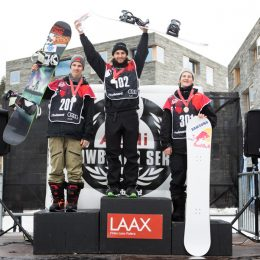 SWISS FREESTYLE CHAMPS 2017 À LAAX