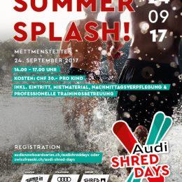 Summer Splash Vol. 2 ABGESAGT