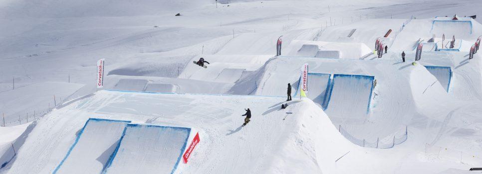 Swiss Freestyle Champs 2017, Corvatsch