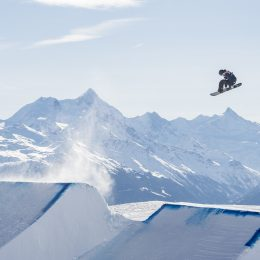 Geballte Ladung Freestylepower in Crans-Montana