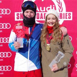 Voici les nouveaux champions suisses de SBX