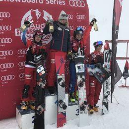 Première suisse et remise des prix « olympique »