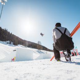 Davos a montré ce que « freestyle » veut dire