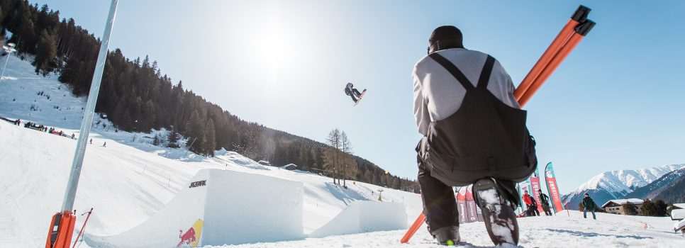 Davos zeigt, wie Freestyle geht!