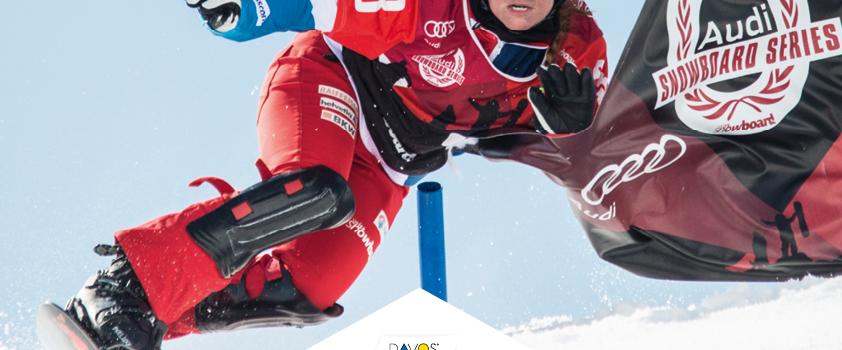 Étape à Davos pour débuter le dernier mois de la saison