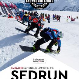 Sedrun ist ready für die SBX Schweizermeisterschaften