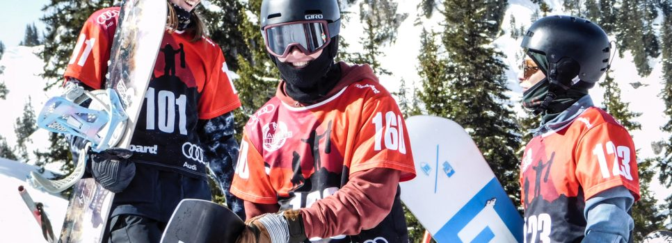 Banked Slalom, Gstaad (02.04.2018)