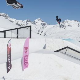 Recap Video Slopestyle, Corvatsch (18.04.18)