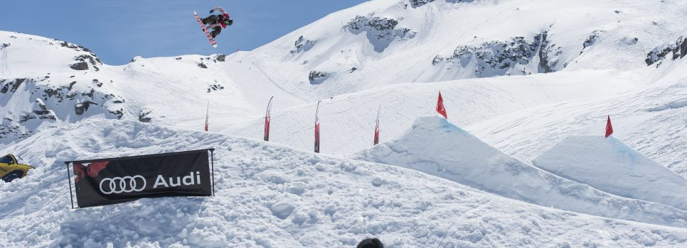 Slopestyle Swiss Champs, Corvatsch (18.04.18)