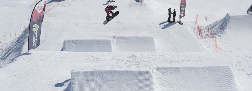 Swiss Junior Champs Slopestyle