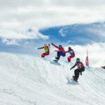 Annulation épreuves time trial et par équipes mixtes à Villars