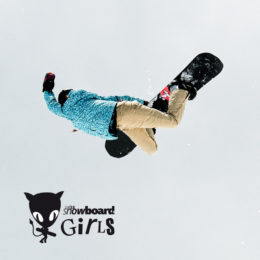Swiss Snowboard Girls Camp