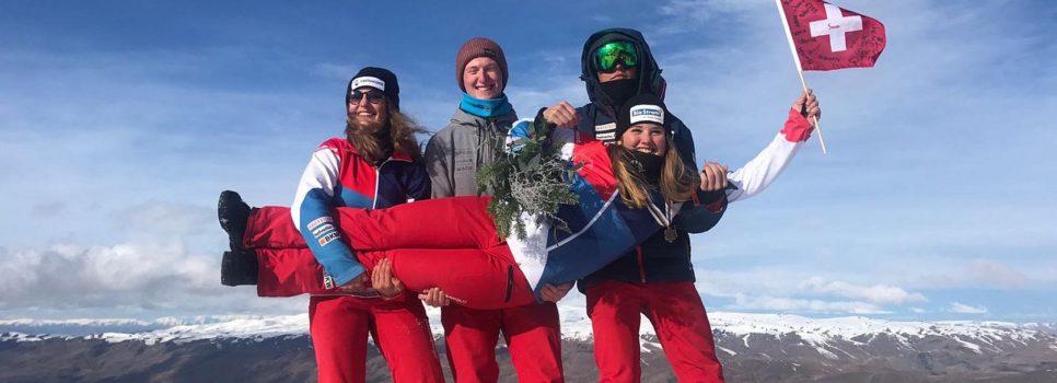 Bronze für Audi Snowboard Series Teilnehmerin Sophie Hediger