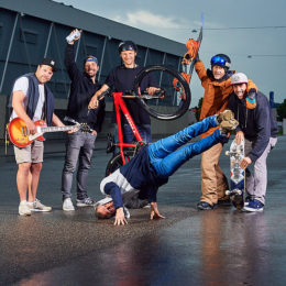 Freestyle Roots: Die Besten in Thun! (Allemand)
