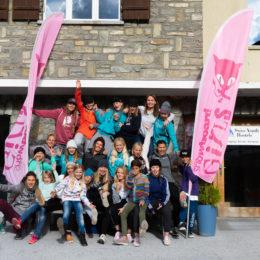 Von den Besten lernen – Swiss Snowboard Girls Camp in Zermatt (German)