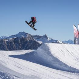 Glacier 3000 ermöglicht perfekten Tourauftakt 2018/19