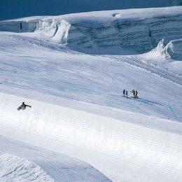 #stompsaasfee – die Spielweise auf dem Allalin Gletscher