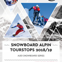 Snowboard Alpin Flyer 2018/19