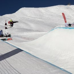 (German) Japanische Festspiele bei den Snowboardern an der JWM in Leysin
