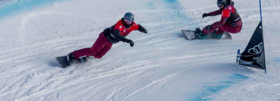 (German) Cross-Saison der Audi Snowboard Series eröffnet