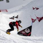 Menükarte: Snowboard für jedermann und jedefrau am Wochenende