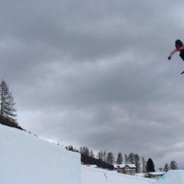 Schweizer Freestyler dominieren am Big Air in Davos